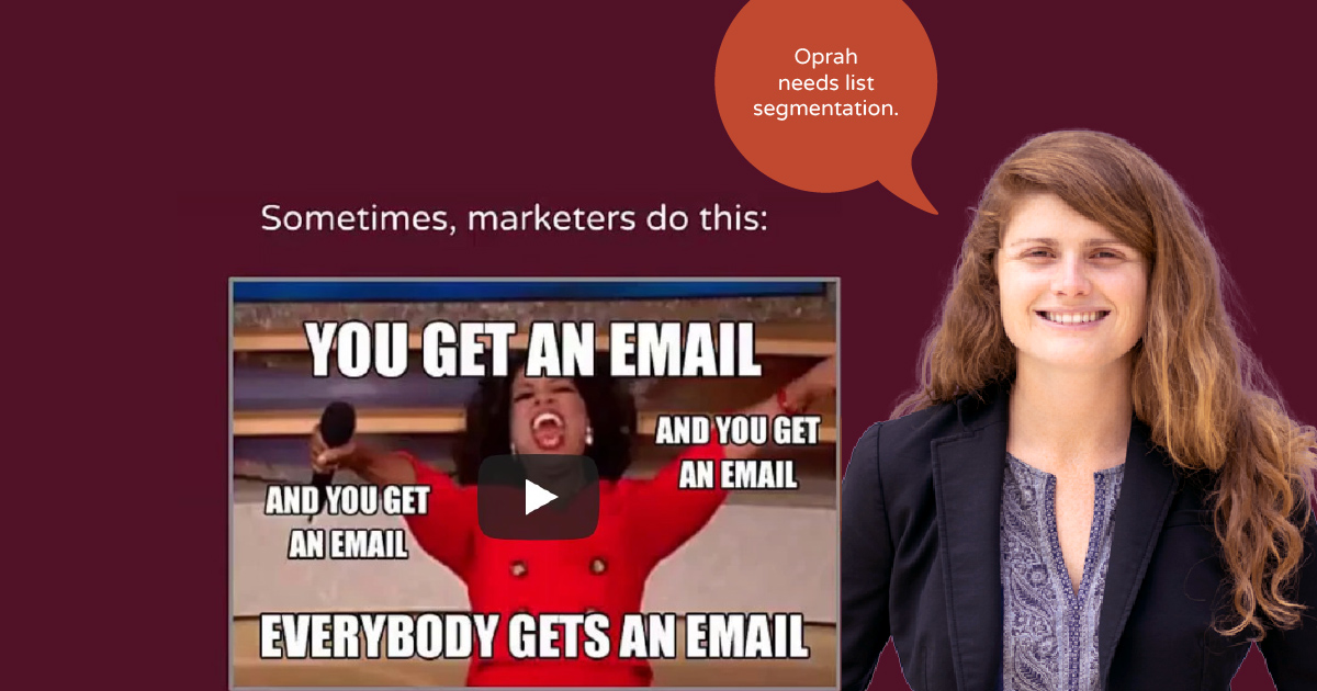Building & Maintaining Customer Relationships Through Email Marketing