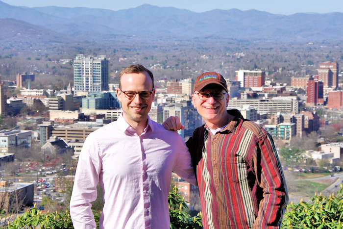 RomanticAsheville.com Sold to Justin Belleme of JB Media