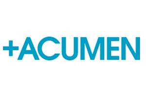 Logo of +Acumen